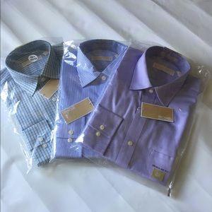 Michael Kors Dress Shirts - 15 1/2, 32/33